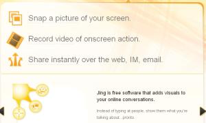 Jing Website